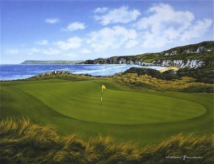 Irish golf tours of northern ireland including portrush