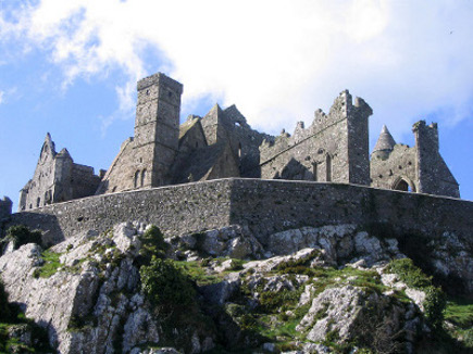One of the castles available to see on Sightseeing tours