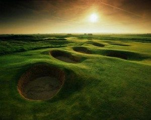 Irish golf courses - tours with RC Golf Escapes