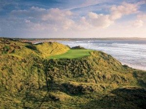 Links Golf Course in Ireland
