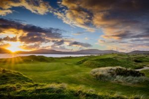 18th Hold Waterville Golf Club - Ireland Golf Trips