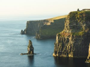 Cliffs of Moher - Clare, Ireland - part of South west golf tour of Ireland