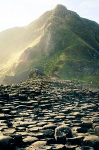 Giants Causeway in Northern Ireland by RC Golf Escapes - part of Northern golf tour
