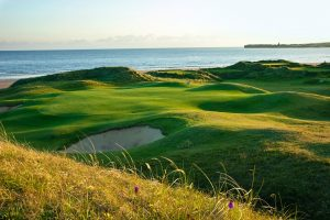Lahinch Golf Course - Hole 3 - Links course - Ireland Golf Trips with RC Golf Escapes.