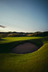 Royal Portrush Golf Club in Northern Ireland - part of Northern Ireland golf tour