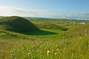 Dell at Lahinch Golf Club - Ireland Golf Trips with RC Golf Escapes