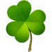 Irish shamrock - bringing luck to our irish golf and sightseeing tours